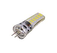 3W G4 Luces LED de Doble Pin T 12 SMD 5730 200-300lm lm Blanco Cálido / Blanco Fresco Decorativa V 1 pieza