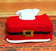 орнаменты рождества коробки салфетку 25 * 15 * 10см