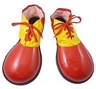 1шт Хеллоуин костюм партия одежды клоун обувь