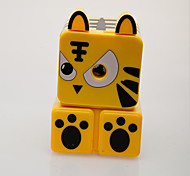Tiger Cartoon Pencil Sharpener Shape Student Appliance