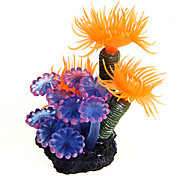 Artificial Resin Coral for Aquarium Fish Tank Decoration Ornament Underwater