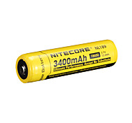 NITECORE NL189 3400mAh 3.7V 12.6Wh 18650 Li-ion Rechargeable Battery