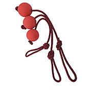 Dog Toy Pet Toys Chew Toy Elastic Red Rubber
