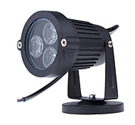 3LEDs LED Lawn lamps 3W Outdoor lighting IP65 Waterproof LED Garden Wall Yard Path Pond Flood Spot Light