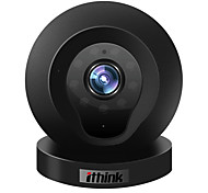 Ithink® Q1 Model Indoor IP Camera Up To 32GB with Motion Detection,Dual Stream Remote Access