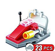 Bausteine Für Geschenk Bausteine Model & Building Toy Plastik 5 bis 7 Jahre / 8 bis 13 Jahre / 14 Jahre & mehr Rot Spielzeuge