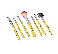Professional Supply Han Yan Portable Beauty Makeup Brush Sets High-grade Long Pole Makeup Brush Sets