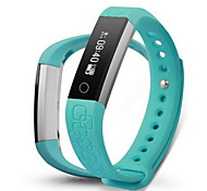 Smart BraceletWater Resistant/Waterproof / Long Standby / Pedometers / Health Care / Sports / Heart Rate Monitor / Alarm Clock /