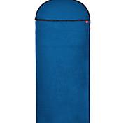 Спальный мешок Прямоугольный Односпальный комплект (Ш 150 x Д 200 см) 10 Пористый хлопок 1100 г 180X30Пешеходный туризм / Походы /