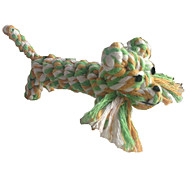 Cat Toy Dog Toy Pet Toys Chew Toy Teeth Cleaning Toy Rope Lion Woven Textile