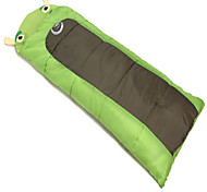 Sleeping Bag Rectangular Bag Single 10 Hollow Cotton 400g 180X30 Hiking / Camping / Traveling / Outdoor / IndoorMoistureproof/Moisture