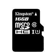 Kingston Micro SD Card SDHC UHS-I 16GB C10 Memory Card Class 10 TF Card