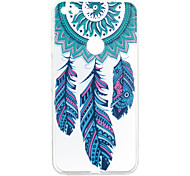 For Google Pixel XL Pixel Case Cover Dream Catcher Pattern Back Cover Soft TPU