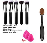 Makeup Brush Foundation Face Beauty Powder Blender Sponge