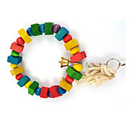 Portable Multi-Color Bird Toys1PC