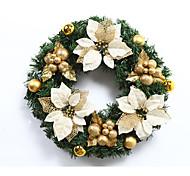 navidad guirnalda colgante 40cm