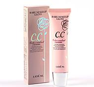 Foundation Wet Cream Whitening / Concealer / Uneven Skin Tone Light Green LIDEAL