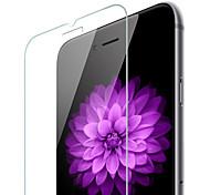 ZXD película de vidrio templado para 6s iphone plus / 6 más anti-dedo 0.15mm impresión de la película protectora del teléfono móvil ultra