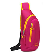 Hiking & Backpacking Pack Cycling Backpack Travel Duffel Backpack Belt Pouch/Belt Bag Chest Bag forClimbing Leisure Sports Cycling/Bike