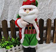 1PC Christmas Decorations Santa Backpack Christmas Supplies Christmas Window Decoration Christmas Ornaments