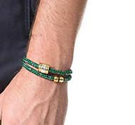 Bracelet Chaînes & Bracelets / Bracelets Rigides / Manchettes Bracelets / Bracelets de rive / Bracelets WrapAcier inoxydable / Nylon /