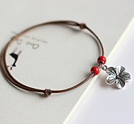 Women's Anklet/Bracelet Porcelain Simple Style Fashion Folk Style Personalized Jewelry For Wedding Party Daily Casual