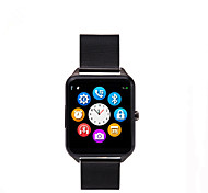 New Sedentary Remind Inteligente  Smart Watch TF Card Camera Bluetooth Smartwatch For IOS Android Phone