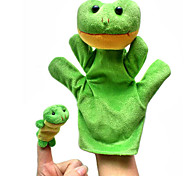 Frog Big Hand Couple  Frog Little Finger Even Parent-Child Toys