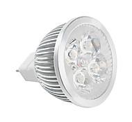 4W GU5.3(MR16) Spot LED MR16 LED Haute Puissance 380 lm Blanc Chaud / Blanc Froid V 1 pièce