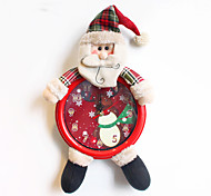 3Fashion Christmas Decoration Gifts Role Ofing Christmas Tree Ornaments Christmas Gift Christmas Wall Clock