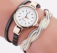 Женские Модные часы Наручные часы Часы-браслет Цветной Кварцевый PU ГруппаВинтаж В точечку Богемные С подвесками Кольцеобразный Cool