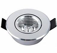3W 2G11 Встроенное освещение Утапливаемое крепление 1 Высокомощный LED 200-250 lm Тёплый белый / Холодный белый AC 220-240 V 1 шт.