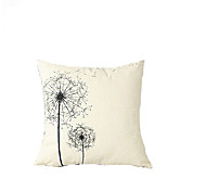 Fashions Creative Home Print Cotton and Linen Pillow Cushion