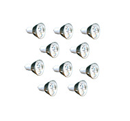 10pcs 3W GU5.3 260LM Light LED Spot Bulb(220V)