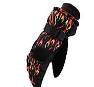 Luvas de esqui Dedo Total Mulheres / Homens Luvas EsportivasMantenha Quente / Anti-Derrapagem / Prova de Água / Á Prova-de-Vento / Prova
