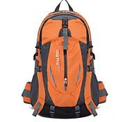35 L Zaini da escursionismo / zaino Campeggio e hiking / Viaggi All'aperto Multifunzione Arancione Terylene