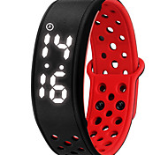 NONE Smart Bracelet Water Resistant/Waterproof / Long Standby / Calories Burned / Pedometers / Sports / Alarm Clock / WearableiOS /