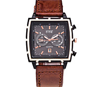XU Women Fashion Sports Leisure Square Dial A Calendar Watch