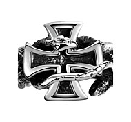 Ring Jewelry Steel Snake Black Jewelry Wedding Party Halloween Daily Casual 1pc