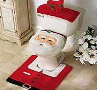 4pcs / set papai noel natal decorações ws-b