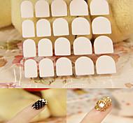 5pcs Nail Art Sticker Adesivi 3D unghie makeup Cosmetic Nail Art Design