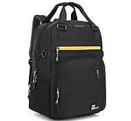 17.3 pulgadas de gran capacidad mochila de múltiples compartimentos para el macbook / dell / hp / portátil Lenovo etc.