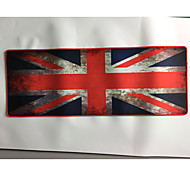 flag mouse pad 300 * 800 * 3 milímetros