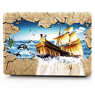 3D Sailing MacBook Computer Case For MacBook Air11/13 Pro13/15 Pro with Retina13/15 MacBook12