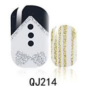 1 Nail Art Sticker  Water Transfer Decals Makeup Cosmetic Nail Art Design