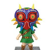 Figuras de Ação Anime Inspirado por The Legend of Zelda Link Anime Acessórios de Cosplay figura Verde PVC