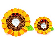 Cute Sunflower Shape Cosplay Pet Headgear for Pets Dogs and Cats