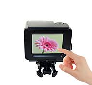 Accessories For GoPro Waterproof Housing Touchscreen / Waterproof, For-Action Camera,Gopro Hero 4Wakeboarding / Diving & Snorkeling /