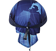 XINTOWN New Fashion Sport Unisex Cycling Hat Headband Bike Bicycle Pirate Cap Scarf Sweat Proof Bandana Blue