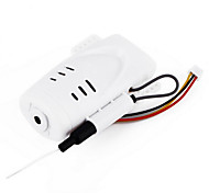 White 30W Pixel FPV Real-Time Aerial HD Camera Components FOR Helicopter